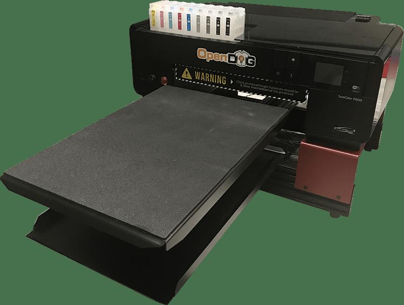 máy in kỹ thuật số DTG