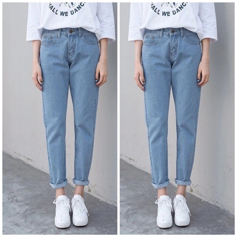 8 mẫu quần jean nữ hot nhất